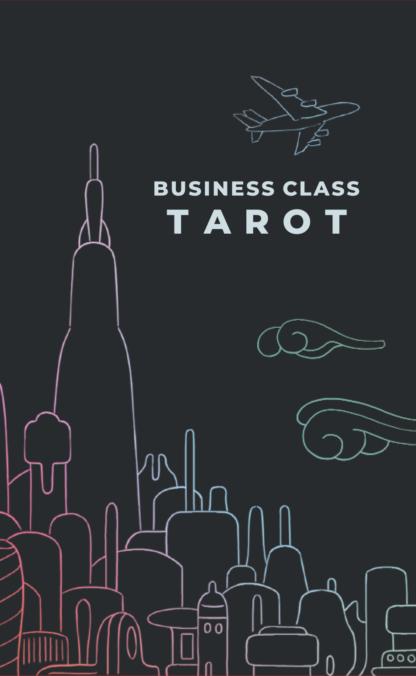 Business Class Tarot Deck & Guide