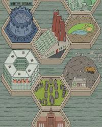 21 The Market (detail)